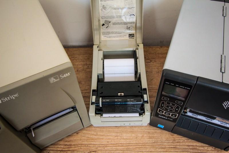 Etiquetas para impressora argox
